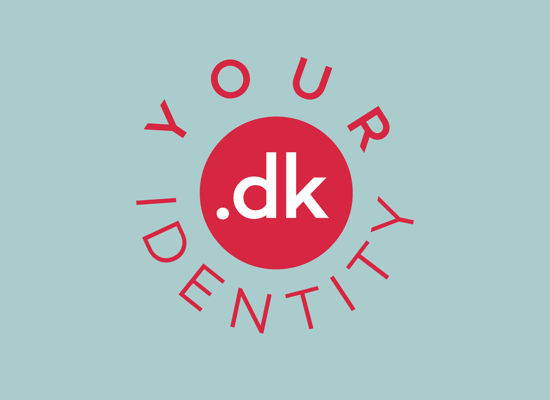 Your .dk identity